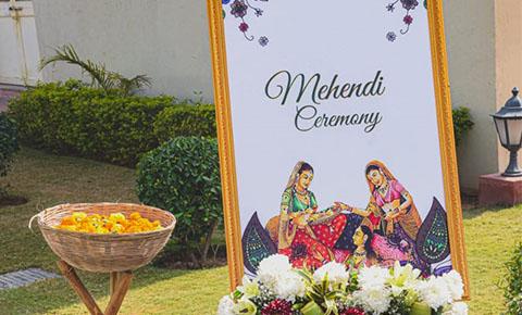 Mehendi Ceremony