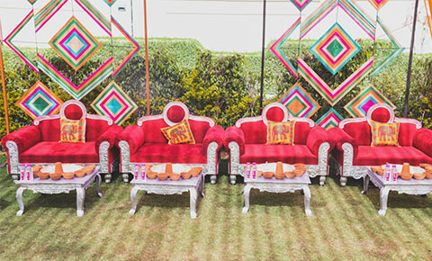 Wedding Outdoor Decor